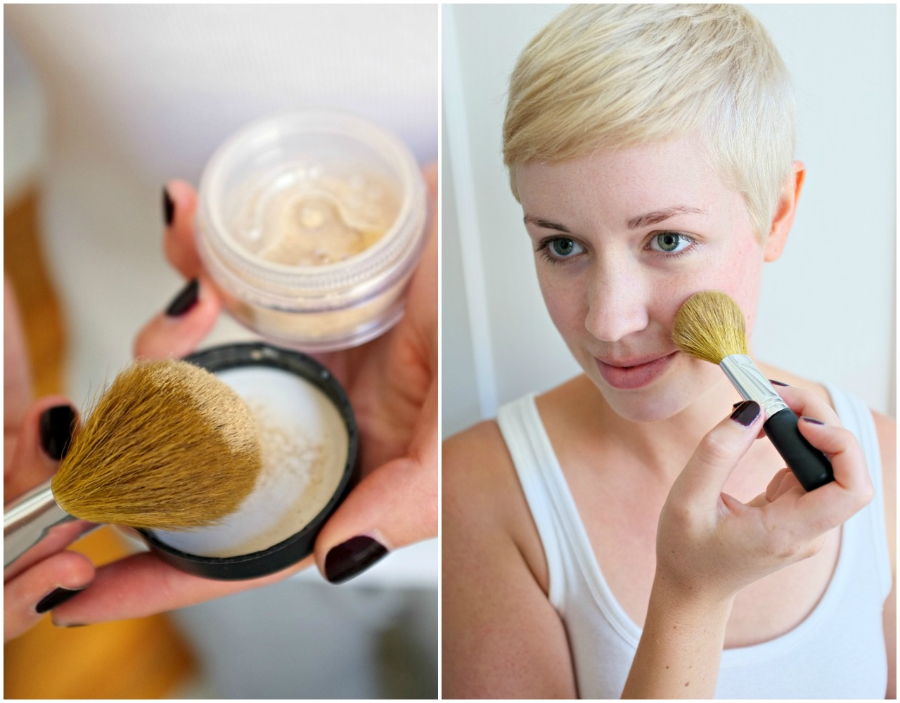 5-Minute Natural Makeup with bareMinerals - sanfranista