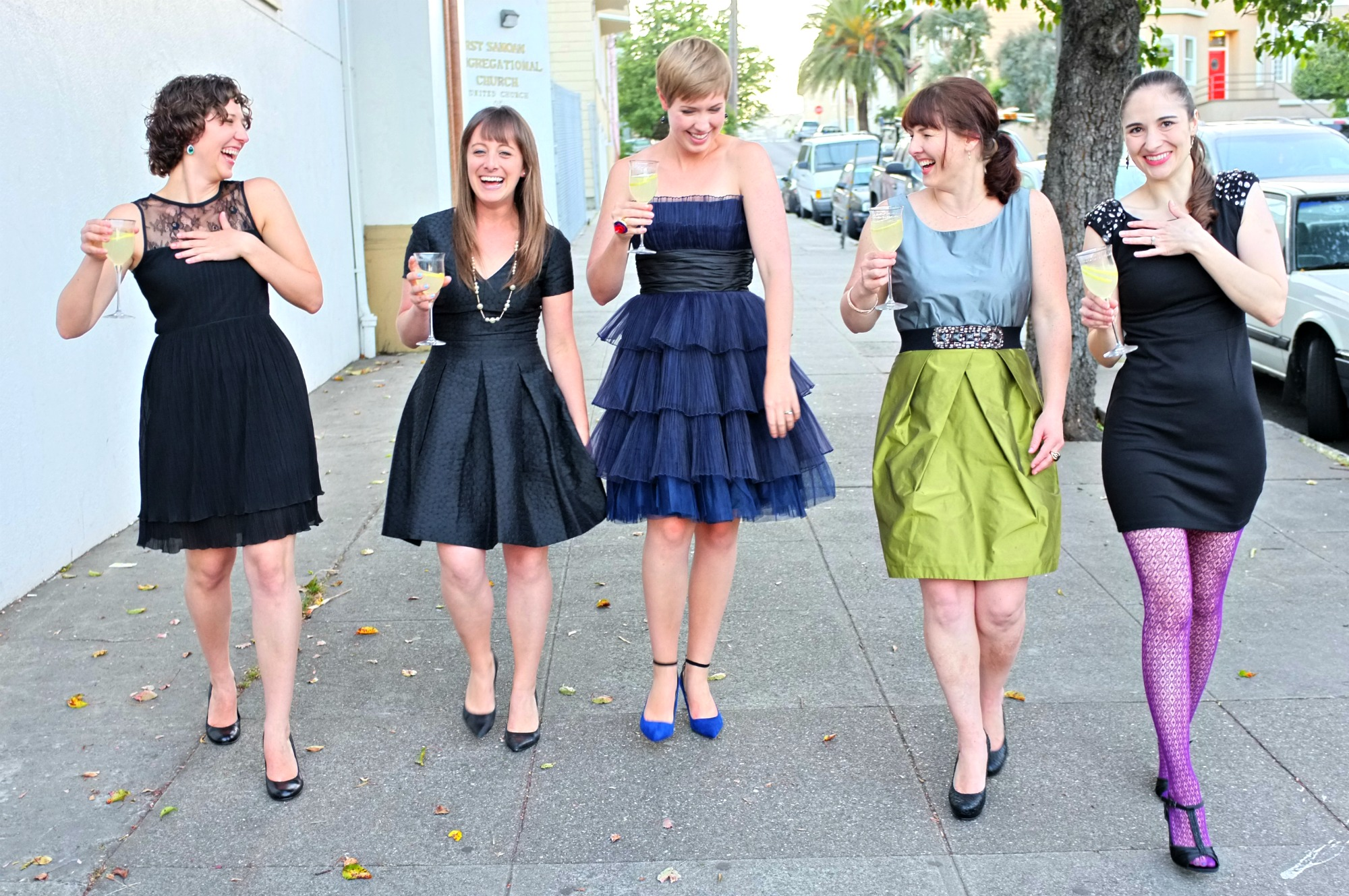 what to wear to dinner party with friends