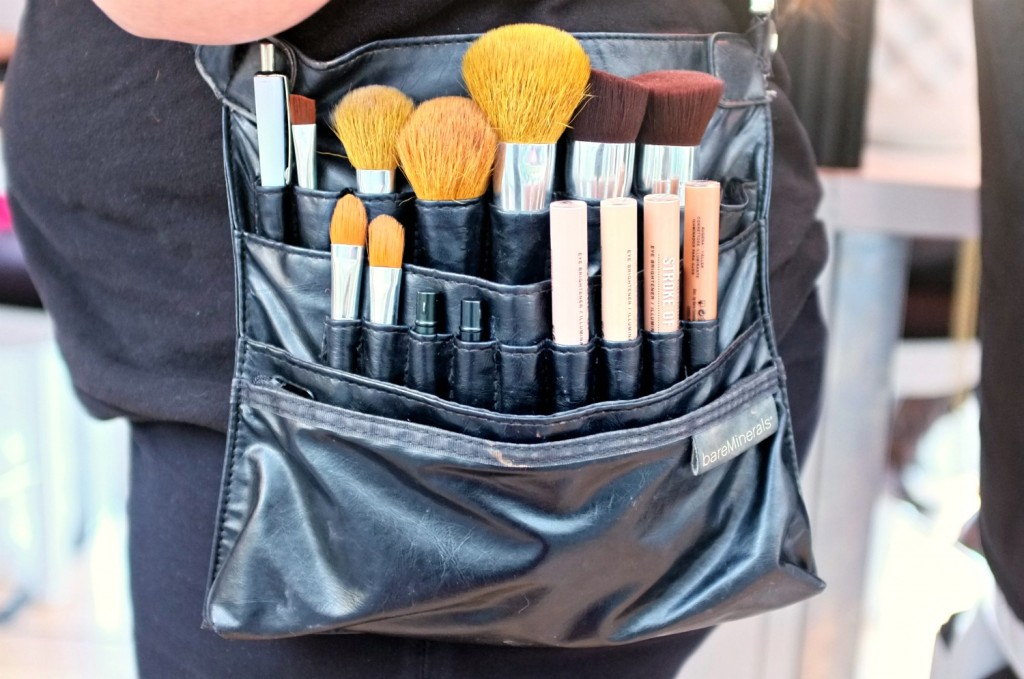 bareminerals, bareminerals go bare, bareminerals ready foundation, bareminerals san francisco, bareminerals event, bareminerals makeup brush, mineral makeup brush